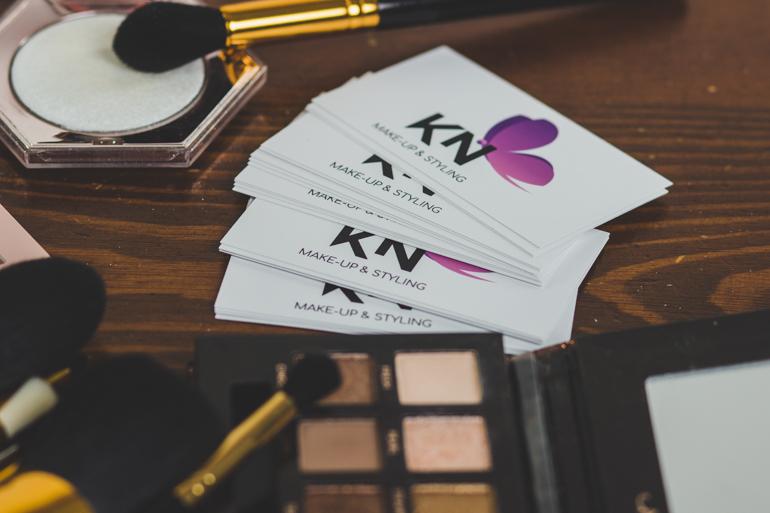 logo makijażystki- fotografia produktowa