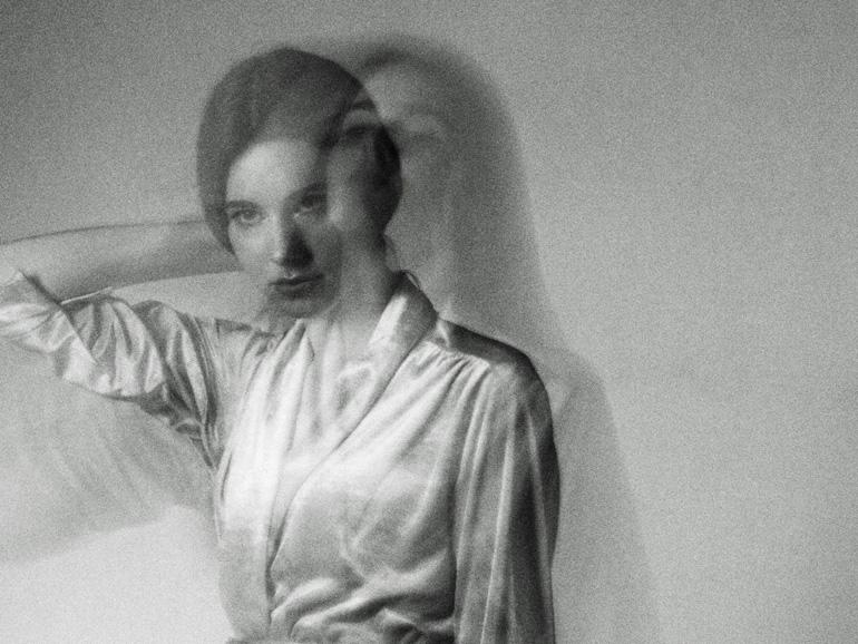 modelka kobieta fotografia